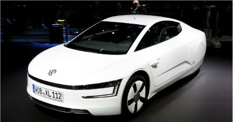 World S Most Fuel Efficient Car