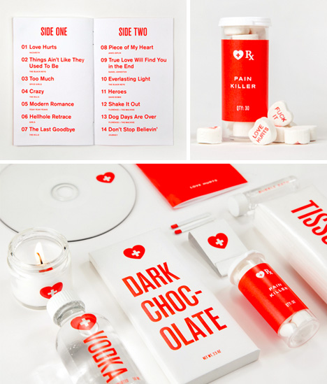 Love Hurts: First Aid Kit to Help Survive a Broken Heart ...