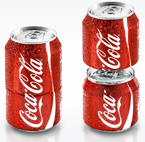 coca cola sharing can
