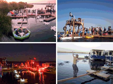 floating city event ephemerisle