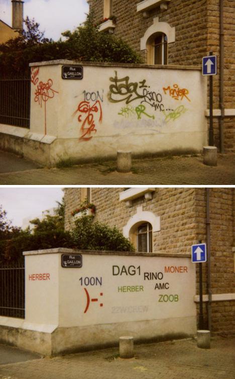 graffiti geek tag clouds