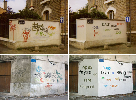graffiti tag cloud project