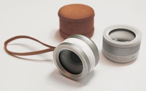 lense camera iris invention
