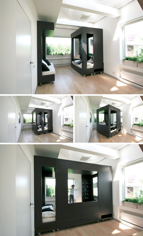 Sibling Spaces Modular Rooms Made For Brother Sister Urbanist