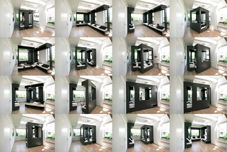 modular kids room moscow