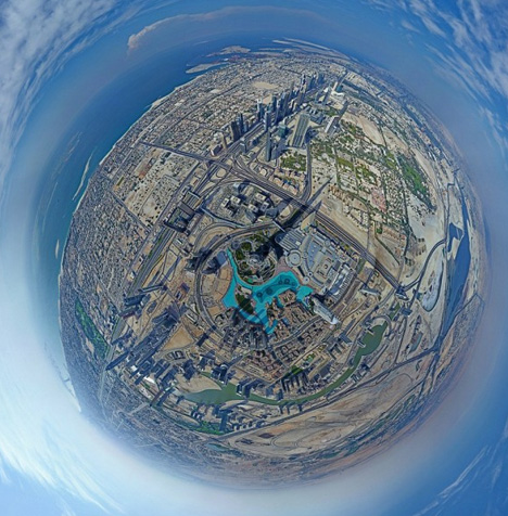 Top of the World: Photos & Videos from Atop Tallest Towers | WebUrbanist