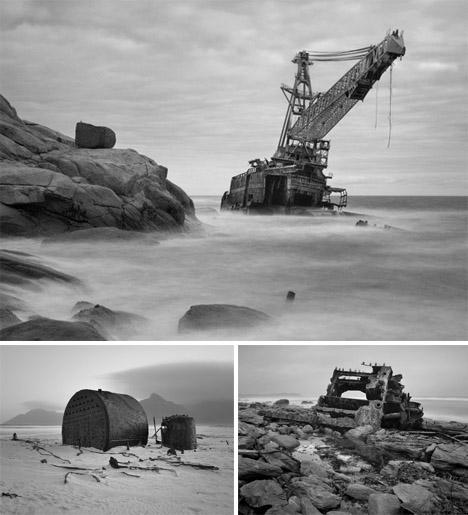 Abandoned Africa Cape of Good Hope 1