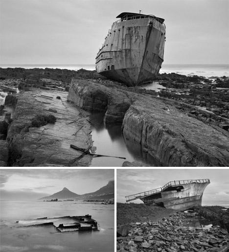 Abandoned Africa Cape of Good Hope 2