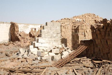 Abandoned Africa Dallol 3