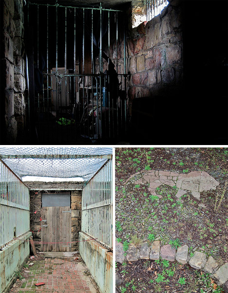 Abandoned Africa Rhodes Zoo 2