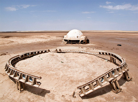 Abandoned Africa Star Wars Set 1
