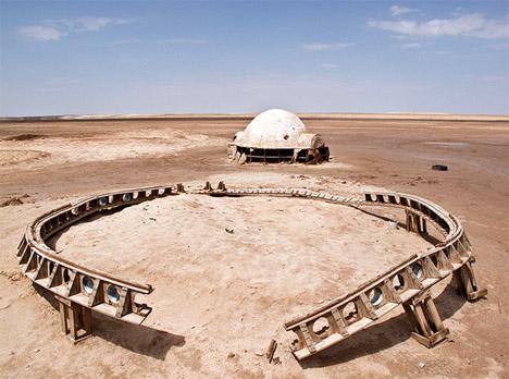 Abandoned Africa Star Wars Set 1