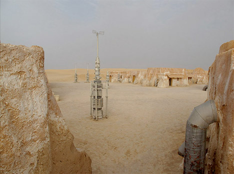 Abandoned Africa Star Wars Set 2