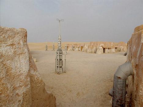 Abandoned Africa Star Wars Set 2