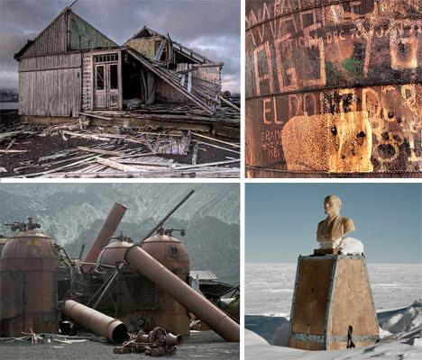 Abandoned Antarctica Main