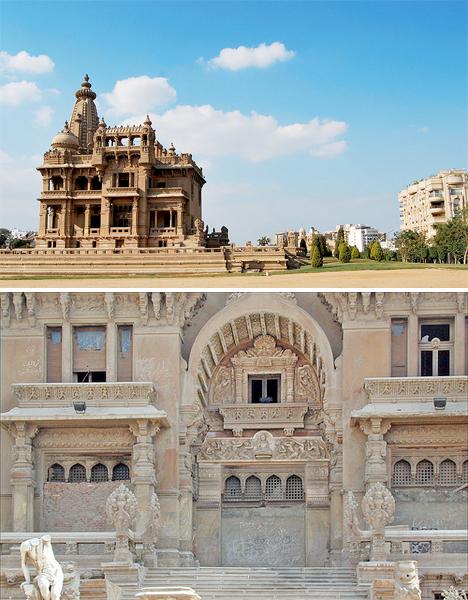 Abandoned Middle East Egypt Palaces 1