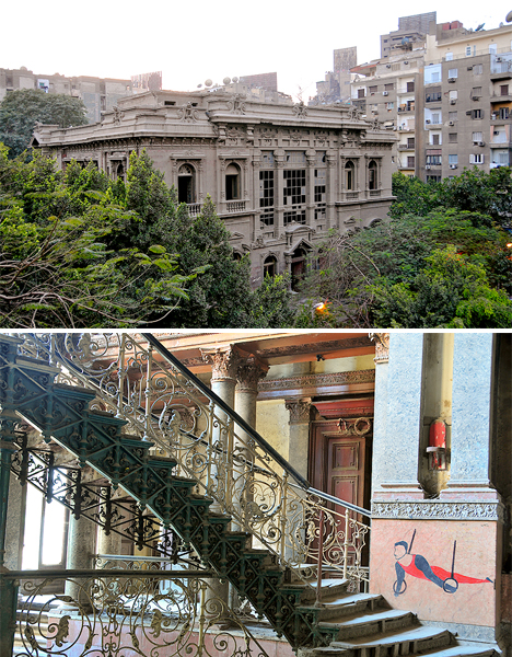 Abandoned Middle East Egypt Palaces 2