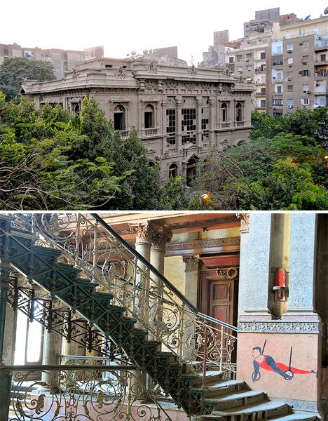 Abandoned Middle East Egypt Palaces 2