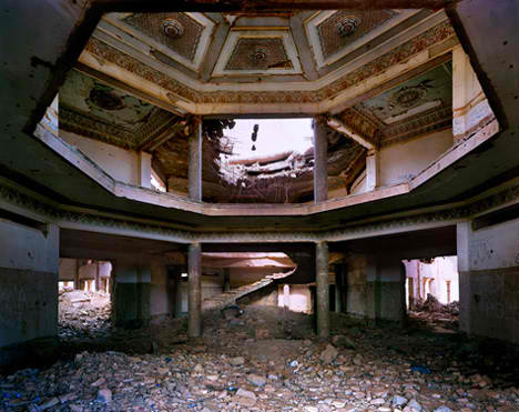 Abandoned Middle East Iraq Palace 2