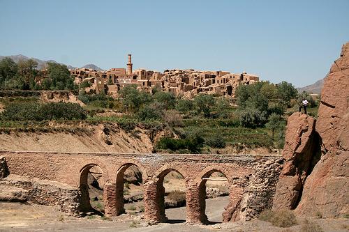 Abandoned Middle East Kharanaq 2