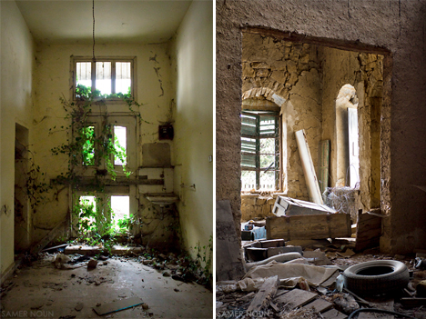 Abandoned Middle East Maasser el Chouf 1