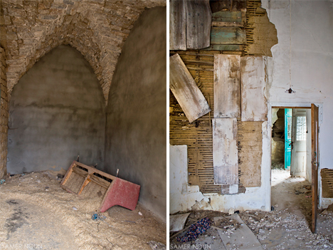 Abandoned Middle East Maasser el Chouf 2
