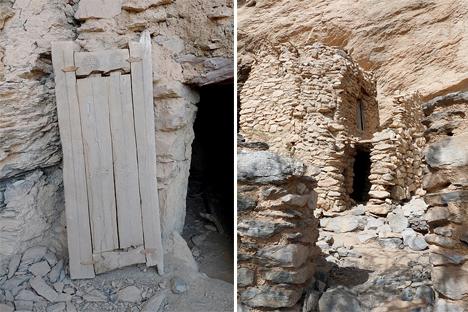 Abandoned Middle East Sap Bani Khamis 2