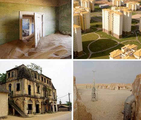 Abandoned Places in Africa Ghost Towns