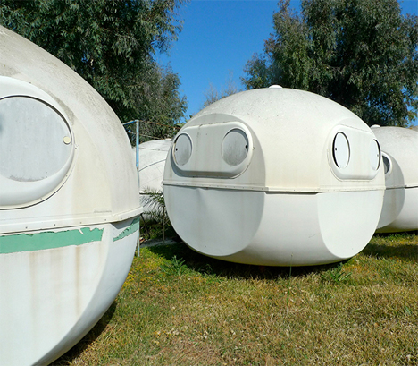 Abandoned Space Bungalows 1