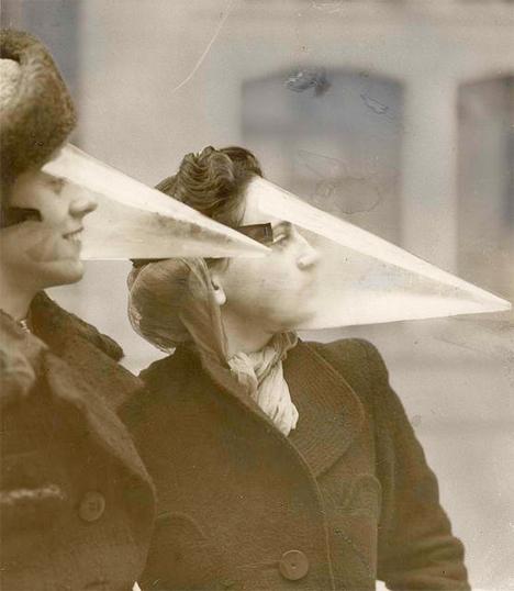 Bizarre Inventions Snowstorm Mask