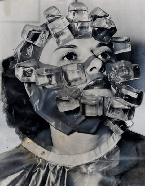 Bizarre inventions hangover mask