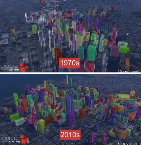 City Growth Maps San Francisco 2
