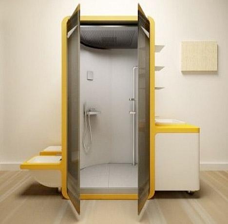 Compact Bathrooms Aquabox 1