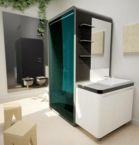 Compact Bathrooms Aquabox 2