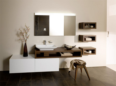 Compact Bathrooms Block System 1