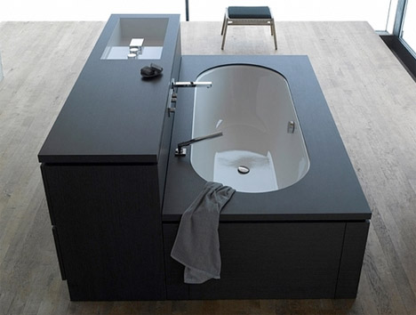 Bathroom Sink Toilet Combo : Small Space Design: 15 Fold-Up, All-In-One Bathrooms 3 Urbanist