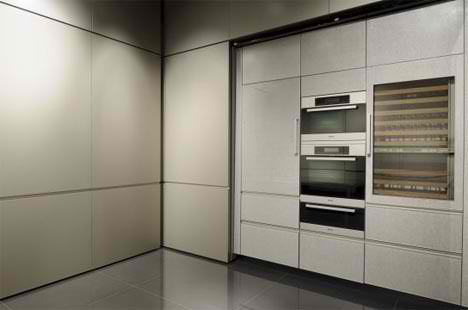 Fold Out Rooms Armani Kitchen 1
