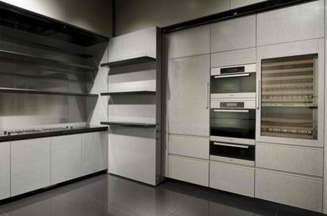 Fold Out Rooms Armani Kitchen 2