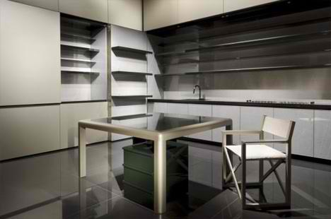 Fold Out Rooms Armani Kitchen 3
