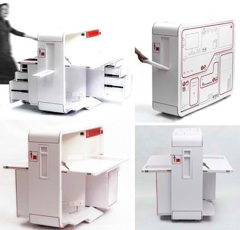 Surprising Compact Office Design Office Ideas Design Unique With Within Largest Home Design Picture Inspirations Pitcheantrous