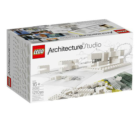 Learn Modern Architecture Principles With New Lego Kit
