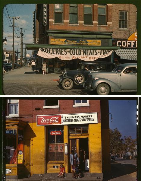 Oldest Color Photos 1940s 3