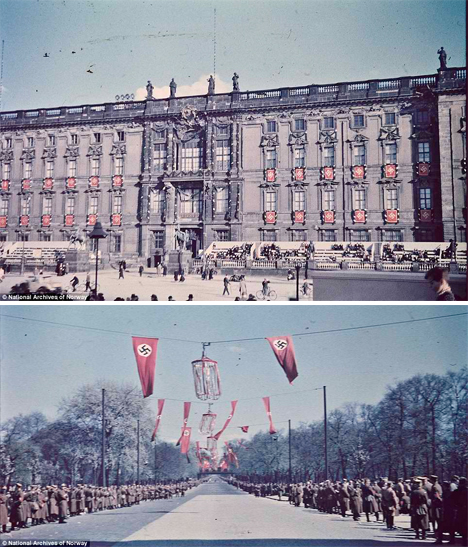 Oldest Color Photos Nazi Germany 2