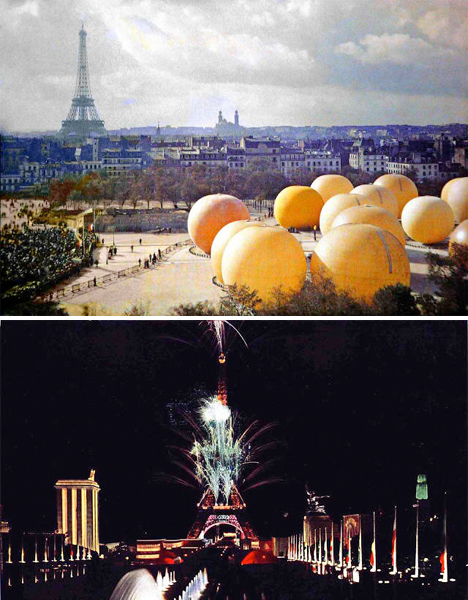Oldest Color Photos Paris 2