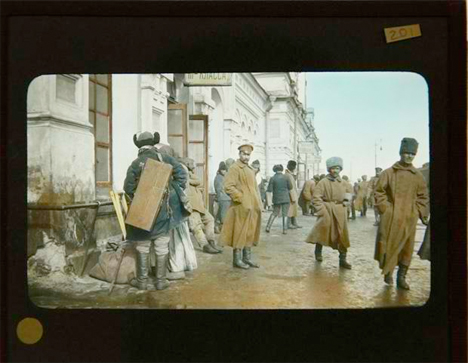 Oldest Color Photos Russia 1
