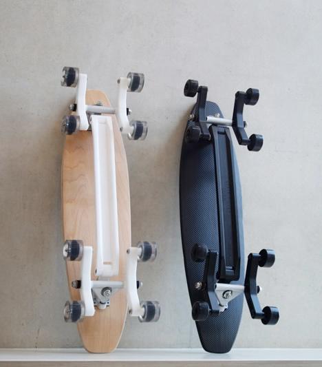 Stair Rover Skateboard 3