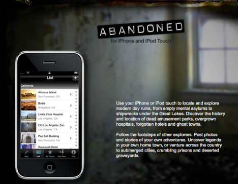 Urban Apps Abandoned 1