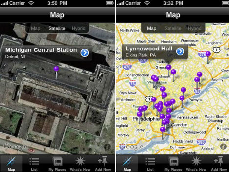 Urban Apps Abandoned 2