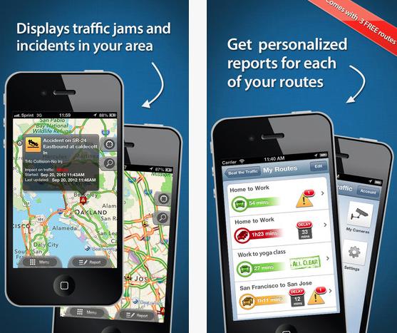 Urban Apps Beat the Traffic