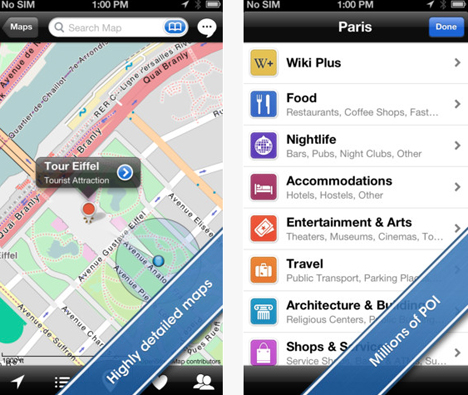 Urban Apps City Maps 2Go